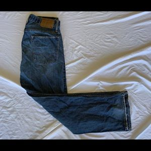 American Eagle Bootcut Fit Medium Wash Jeans